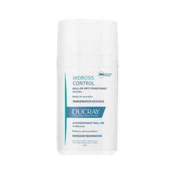 ducray hidrosis control roll on 40 ml