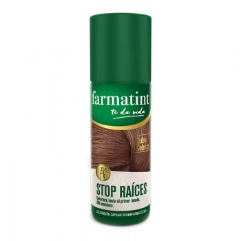 farmatint stop raices rubio cobrizo 75ml