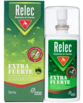 relec extra fuerte spray repelente 75 ml